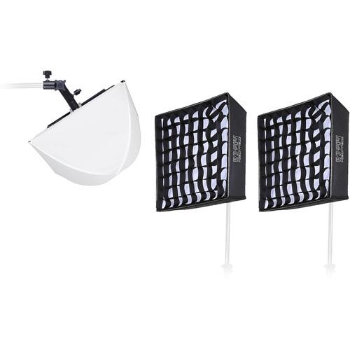 Intellytech LiteCloth LC-50 1 x 1' LED 3-Mat Kit (V-Mount)