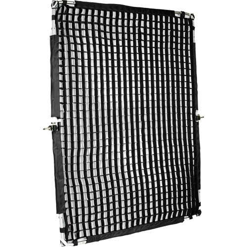 Intellytech FF-5x6.5'HC Fast Frame Scrim Diffuser with Grid and Diffusion