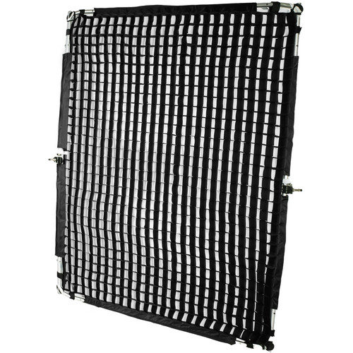Intellytech FF-5 x 3.2'HC Fast Frame Scrim Diffuser with Honeycomb Grid