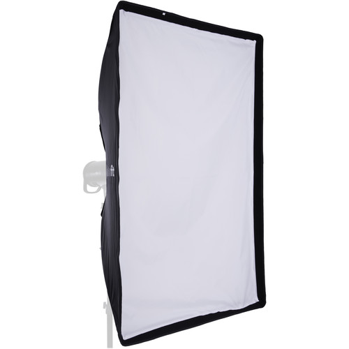 """Interfit Foldable Rectangular Softbox with Grid (32 x 48"""")"""