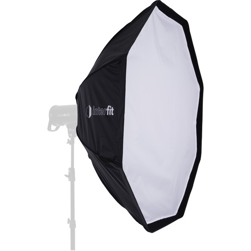 """Interfit Foldable Octabox Softbox with Grid (48"""")"""
