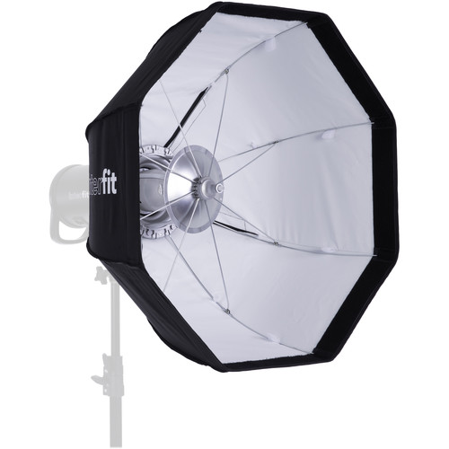 "Interfit White Foldable Beauty Dish with Grid (26"")"
