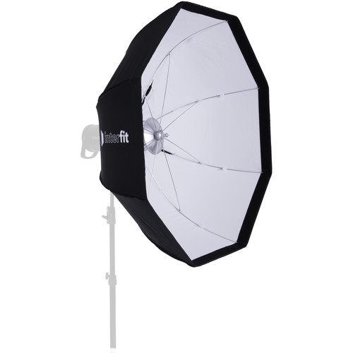 """Interfit White Foldable Beauty Dish with Grid (41"""")"""