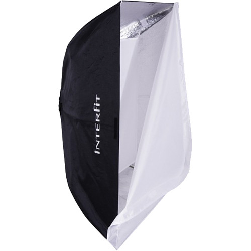 "Interfit Foldable Square Softbox with EX Adapter (36 x 36"")"