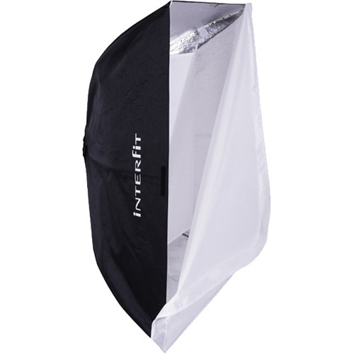 "Interfit Foldable Square Softbox with S-Type Adapter (36 x 36"")"