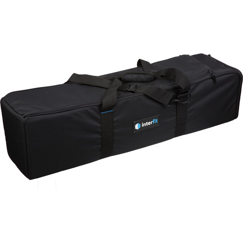 Interfit All-in-One Studio Lighting Carrying Bag (Black)