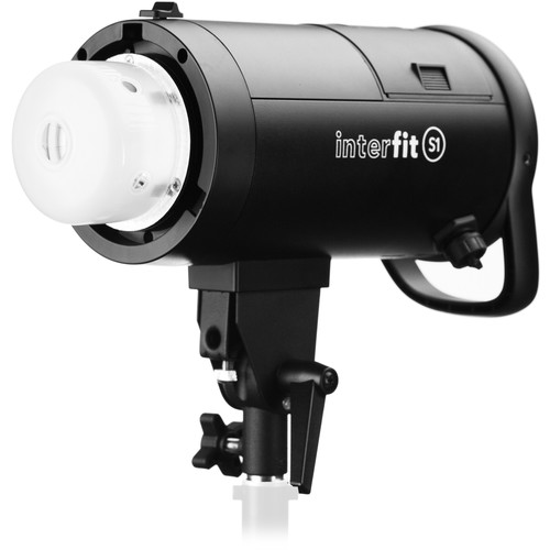 Interfit S1 500Ws HSS TTL AC and Battery Camera Flash