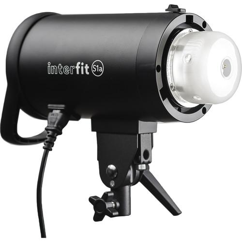 Interfit S1a 500Ws HSS TTL AC Powered Monolight