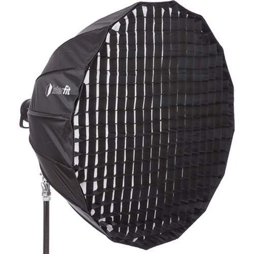 "Interfit Deep Parabolic Softbox with Grid (48"")"