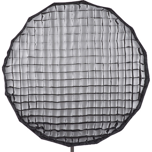 "Interfit Deep Parabolic Softbox with Grid (60"")"