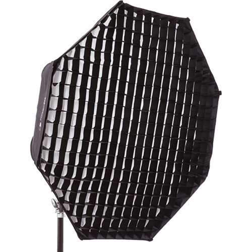 """Interfit Heat-Resistant Octabox with Grid (48"""")"""