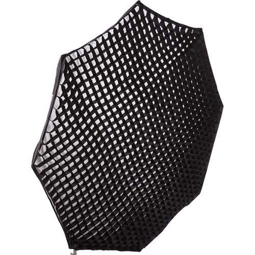 "Interfit Heat-Resistant Octabox with Grid (79"")"