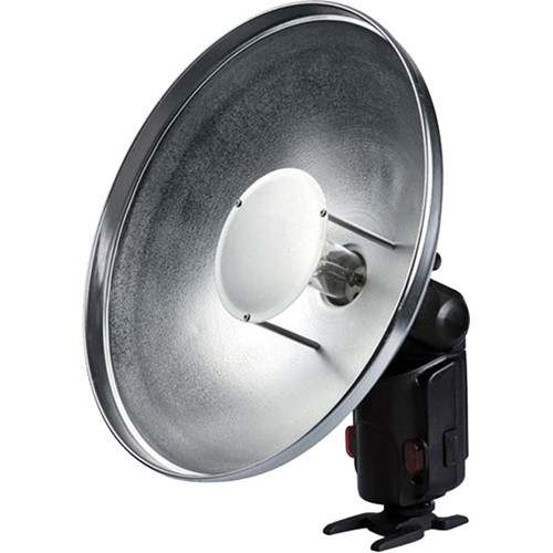 Interfit ProFlash Beauty Dish with Honeycomb Grid