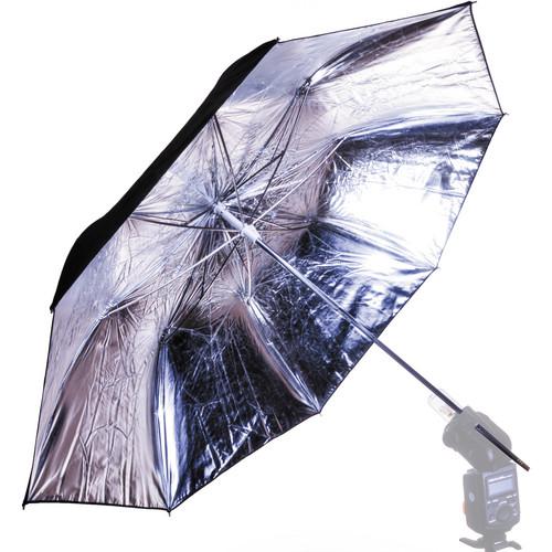 Interfit Strobies Pro-Flash Silver/Black Umbrella