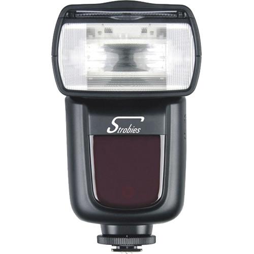 Interfit Strobies Pro-Flash TLi-N Speedlight for Nikon Cameras