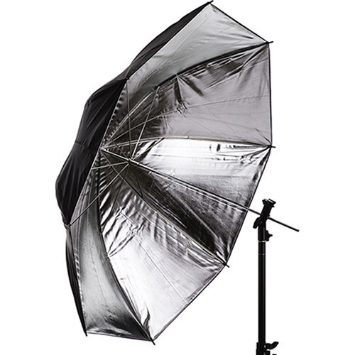 """Interfit Silver Umbrella (43"""")"""