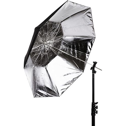 "Interfit Tri-Fold Silver Umbrella (43"")"