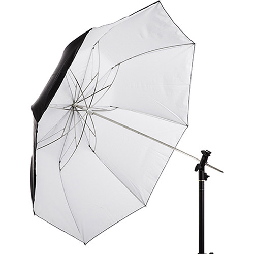 "Interfit Tri-Fold White Umbrella (43"")"