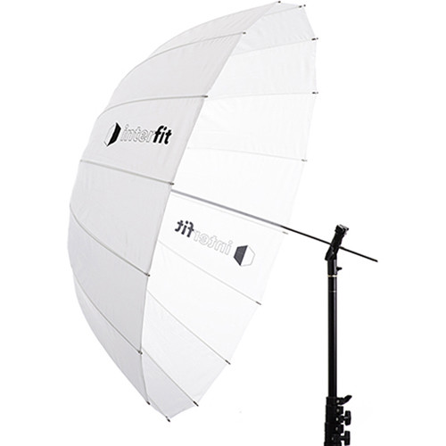 "Interfit 41"" Translucent Parabolic Umbrella"