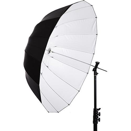 "Interfit 41"" White Parabolic Umbrella"