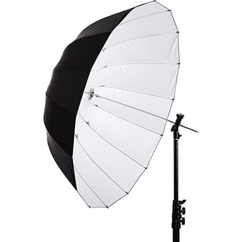 "Interfit 41"" White Parabolic Umbrella"
