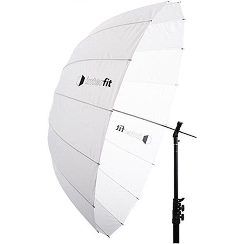 "Interfit 51"" Translucent Parabolic Umbrella"