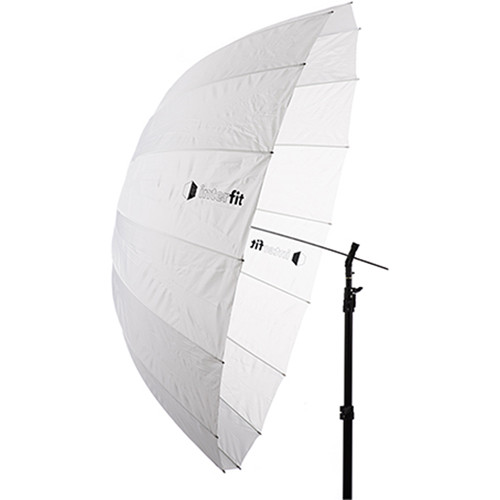 "Interfit Translucent Parabolic Umbrella (65"")"