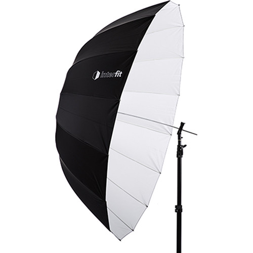 "Interfit White Parabolic Umbrella (65"")"
