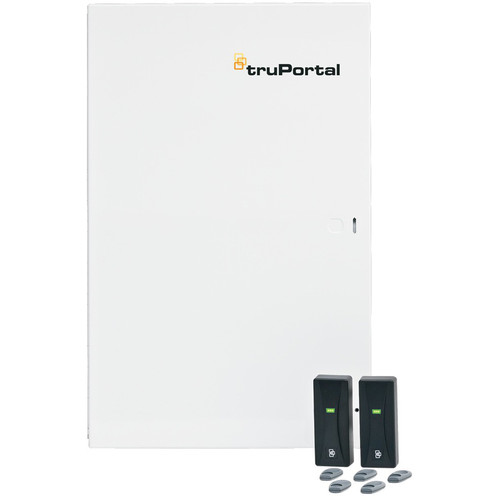 Interlogix TruPortal 2-Door Add-On Kit with 2 Readers and 5 Keyfobs