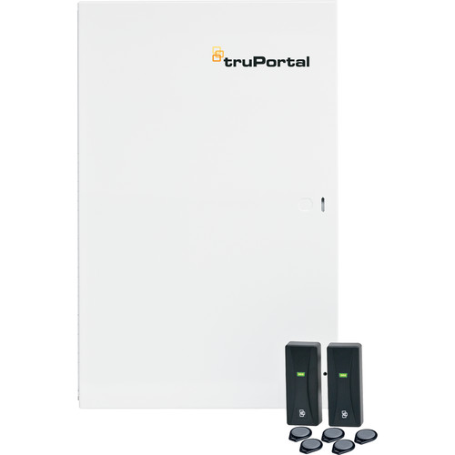 Interlogix TruPortal 2-Door Base System with 2 Readers
