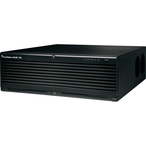 Interlogix TruVision NVR 70 128-Channel 6MP NVR with 96TB HDD