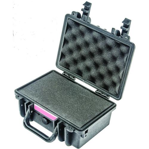 Innovative Scuba Concepts ISC Dry Box (Small, Black)