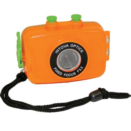 Intova Duo Sport Action Camera (Orange)