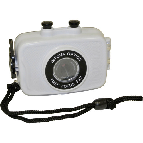 Intova Duo Sport Action Camera (White)