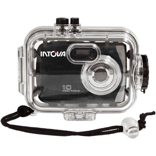 Intova SPORT 10K SP10 Waterproof Digital Sports Camera with Underwater Housing