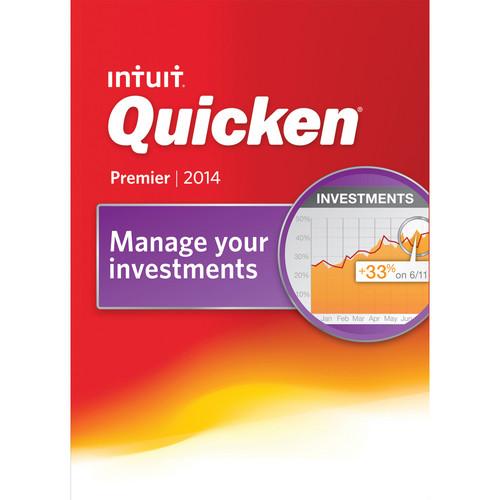 Intuit Quicken Premier 2014