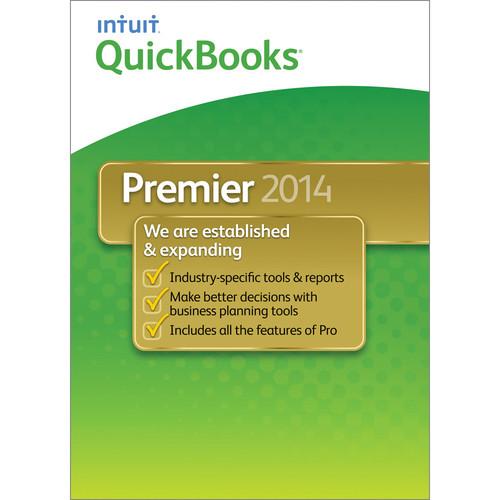 Intuit QuickBooks Premier 2014