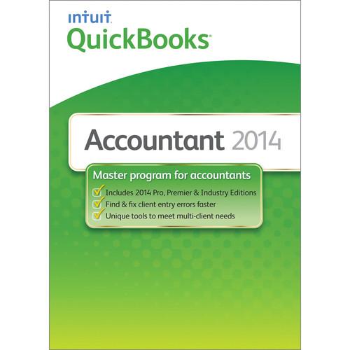 Intuit QuickBooks Accountant 2014