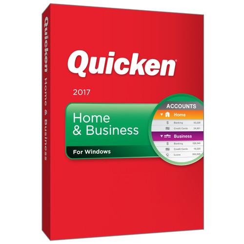 Intuit Quicken Home & Business 2017