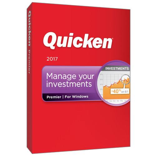 Intuit Quicken Premier 2017