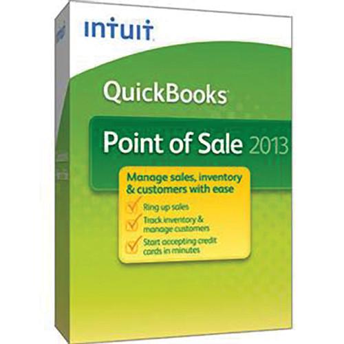 Intuit QuickBooks Point of Sale Basic 2013