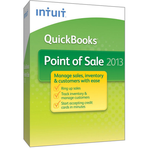 Intuit QuickBooks Point of Sale 2013 (Basic)