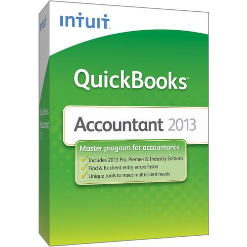 Intuit QuickBooks Premier Accountant 2013