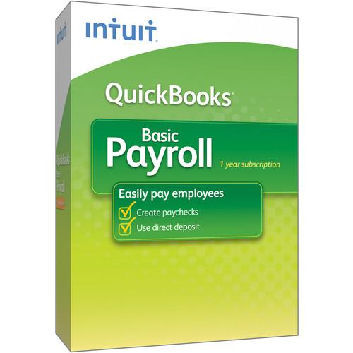 Intuit QuickBooks Basic Payroll