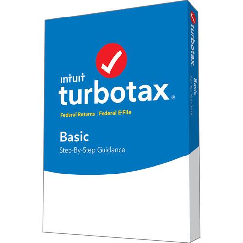 Intuit TurboTax Basic 2017