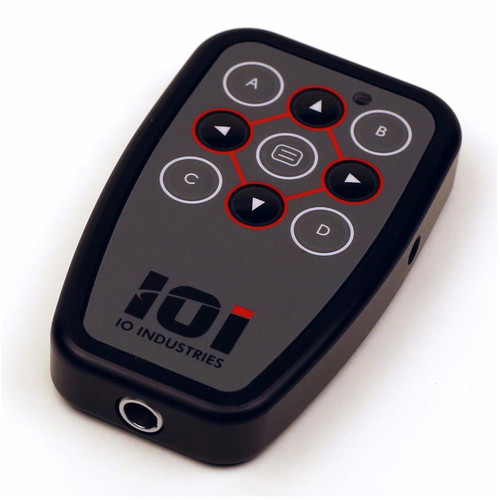 IO Industries Handheld Remote Control with RS-485 for IO 4KSDI Cameras