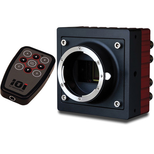 IO Industries Camera And Accessory Kit For Flaretm 4Ksdi With F Lens Mount
