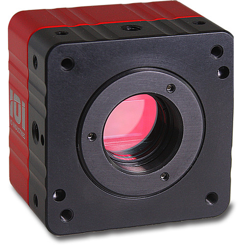 IO Industries Camera, 2K/4K, HD/UHD, 1In. Imx305 Sensor, Color, Global Shutter