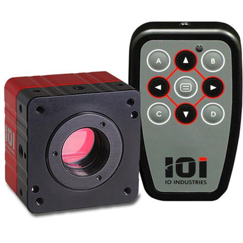 IO Industries 4KSDI-Mini Camera with Handheld Remote Control Kit