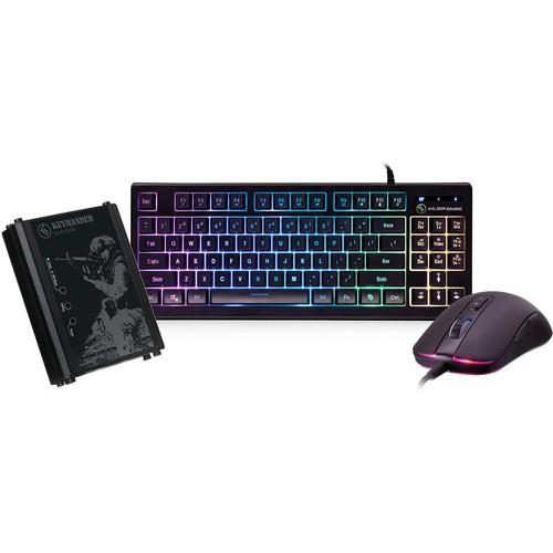 IOGEAR KeyMander KORE Keyboard and Mouse Kit